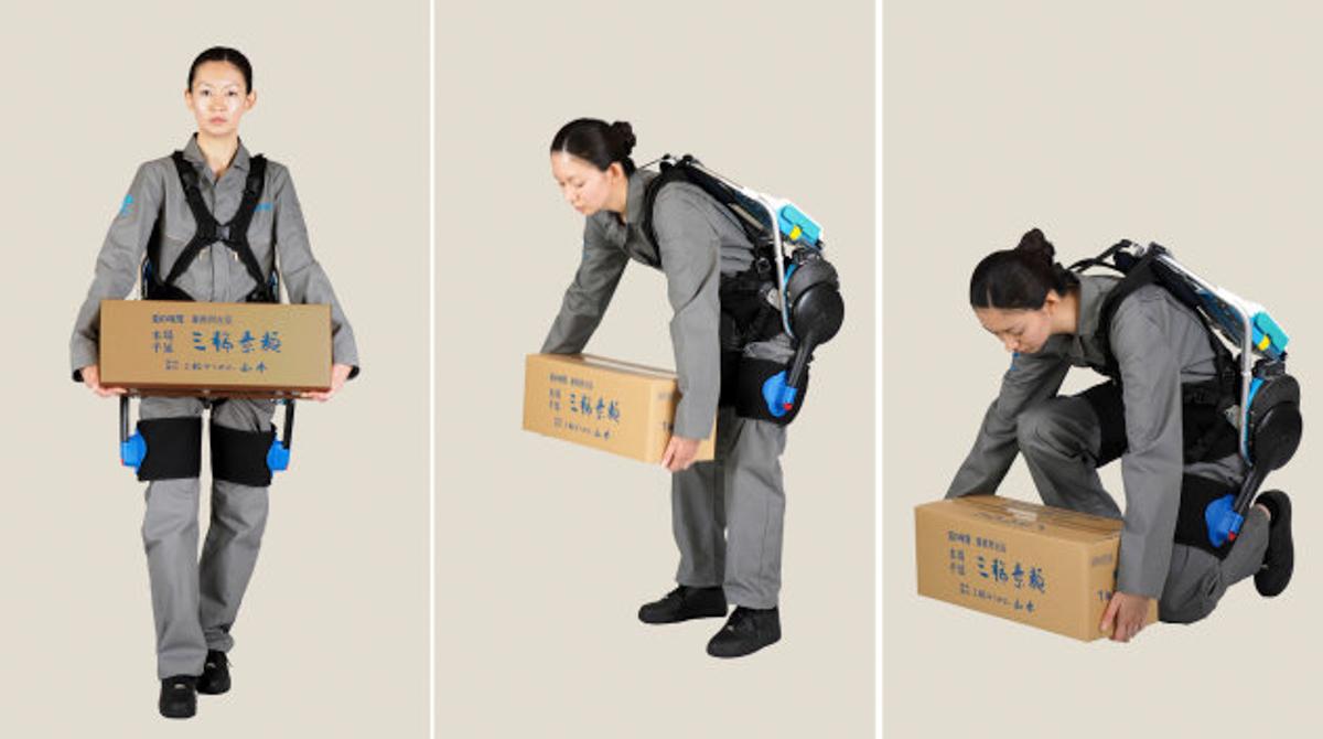 搬重物 防扭傷