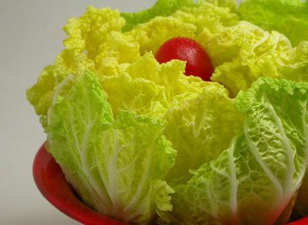 冬吃白菜補鈣防癌