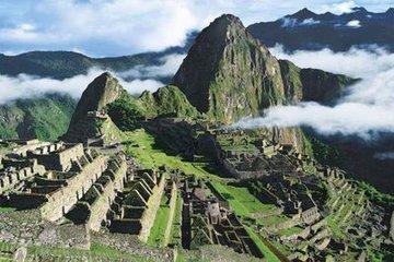 有一個版圖如同豎起雙耳的美洲豹的國家,那就是秘魯