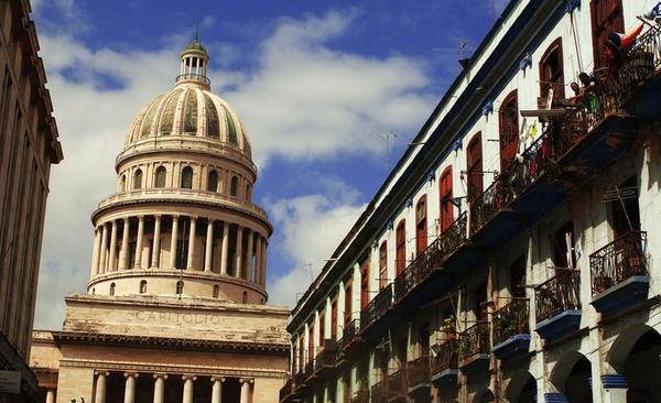 古巴擁有所有你想像的熱情的樣子