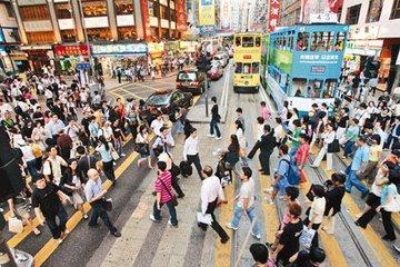 """香港要用好國家""""一帶一路""""倡議提供的機遇"""