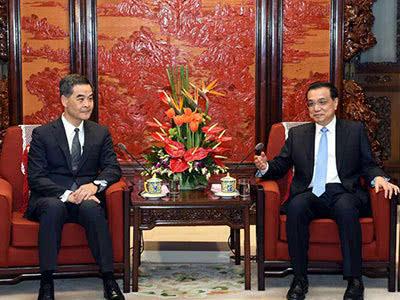 與國家共同發展,為香港發展尋求新的動力