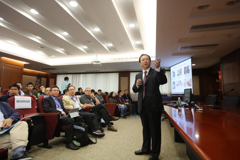 發展科創 香港正在進步