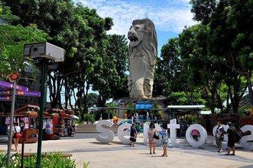 新加坡是個名副其實的美食天堂