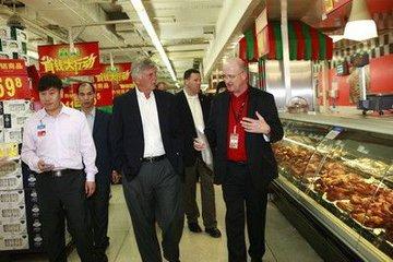 中美零售業合作前景廣闊