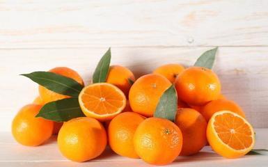 冬季最佳水果推薦——橘子