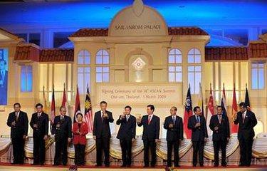 亞洲機遇:探尋中國-東盟財富之源