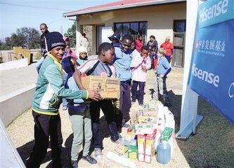 中資企業和南非經濟一起共發展同進步
