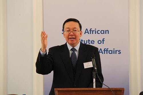 中國和非洲一起制造