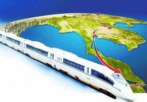 """中國高鐵""""走出去"""",道路是曲折的,但前途是光明的"""