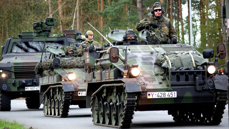 歐盟近日宣稱將在軍事研究方面投入專項經費