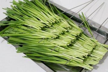 春天韭菜更鮮嫩