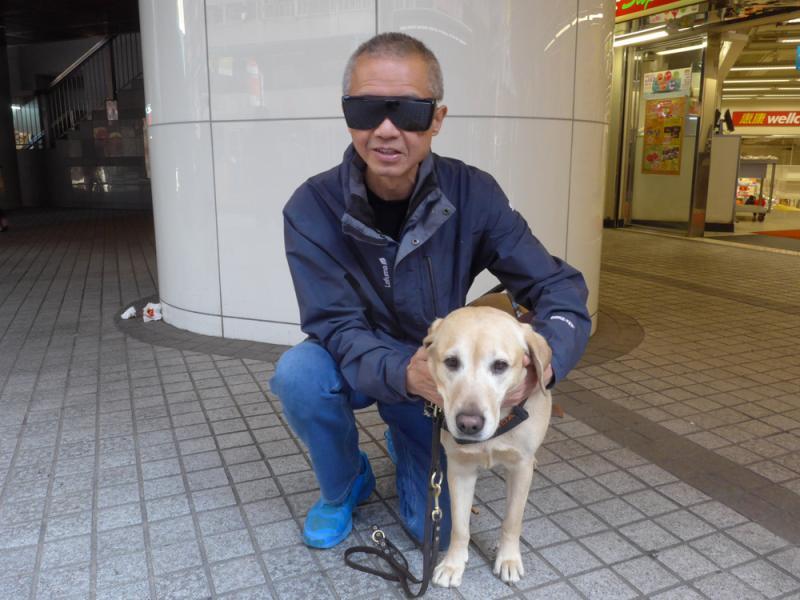 林鄭月娥關心殘障人士