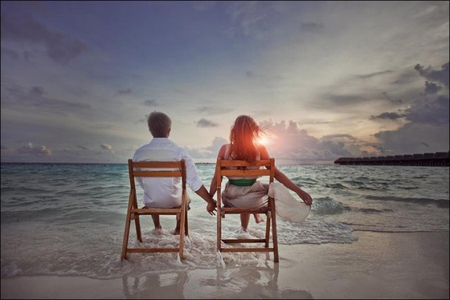 旅行是考驗情侶的一個好辦法