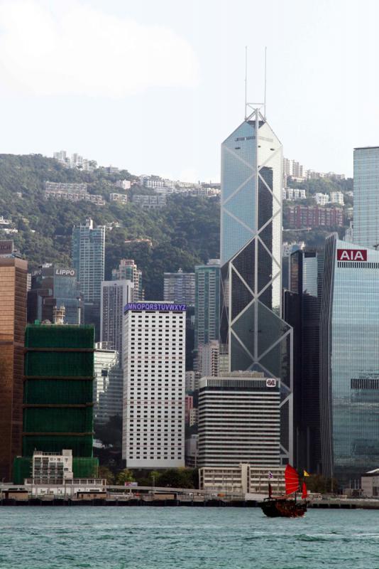 「一帶一路」給香港帶來了經濟與教育交流