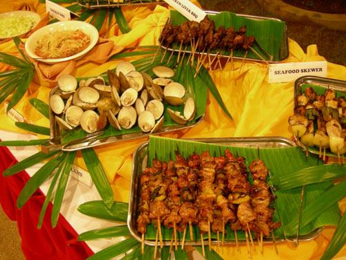 想要吃遍菲律賓,是件不易的事