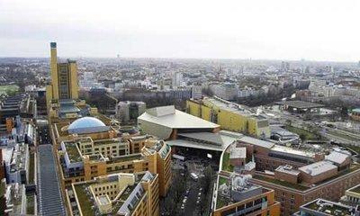 德國已成為歐洲最具吸引力的商業地產市場