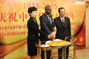 改革開放成為莫桑比克的一個機遇