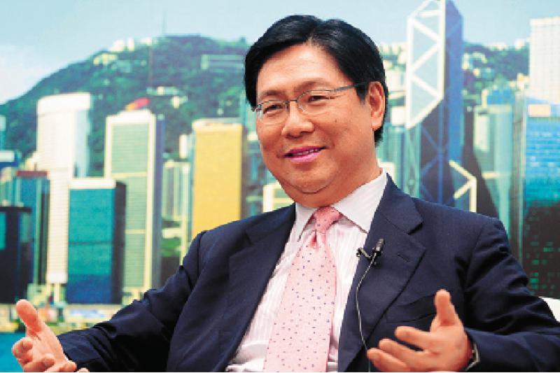 新任特首獲得中央信任才能帶香港提高經濟文化