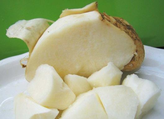 安神降火選涼薯