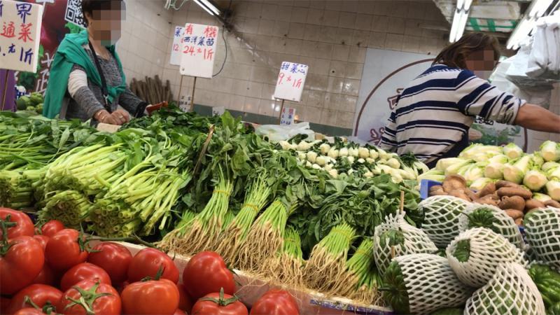 嚴控蔬菜正規入港市