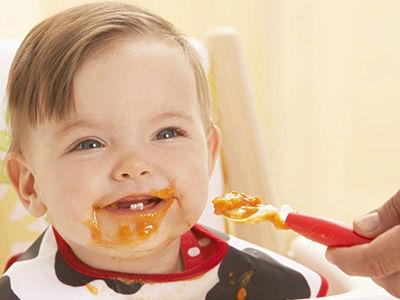 如何幫寶寶添加輔食