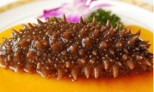 多吃海參抗腫瘤 延緩衰老