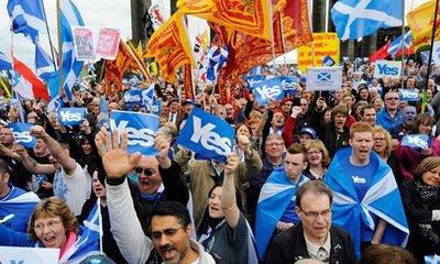 貿易是決定蘇格蘭未來繁榮的關鍵