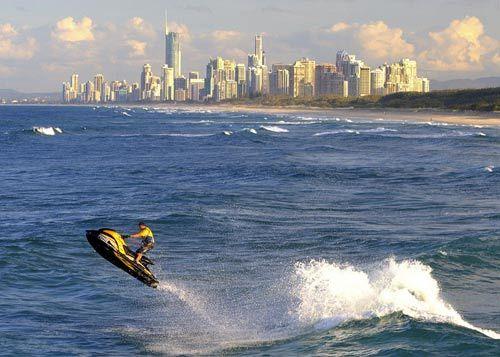 在澳大利亞遊玩,其實我們可以慢下來