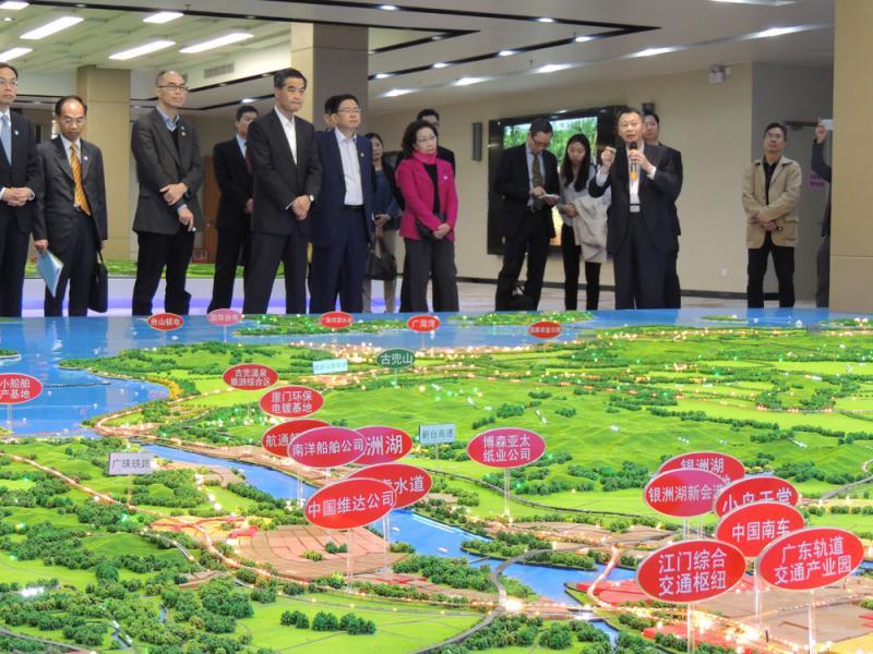 城市群改革創新香港應抓住機遇