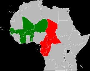 非洲法郎促進了非洲法郎區的經濟一體化進程