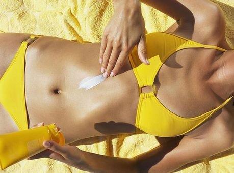 夏季中醫草藥防曬