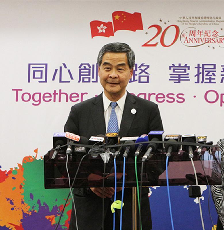 香港與大陸經濟齊發展