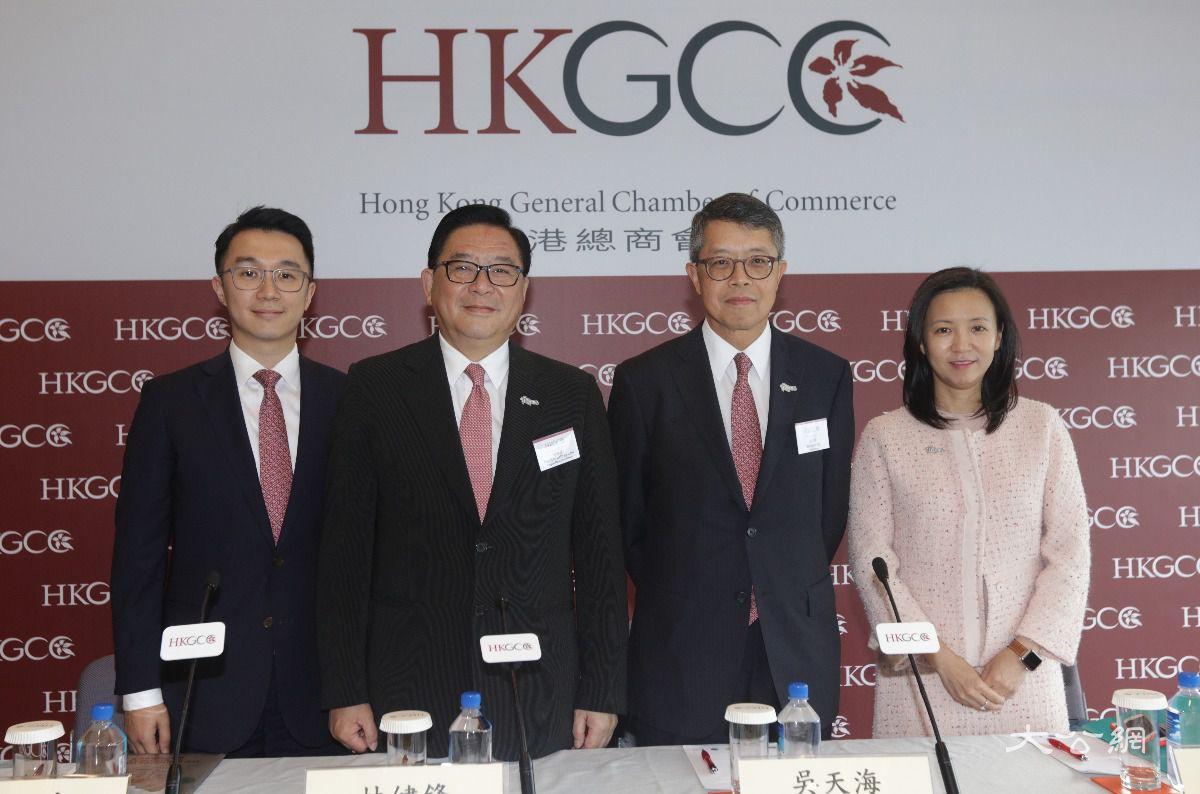 「一帶一路」和大灣區為香港經濟加速