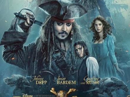 加勒比海盜5主題是父子情
