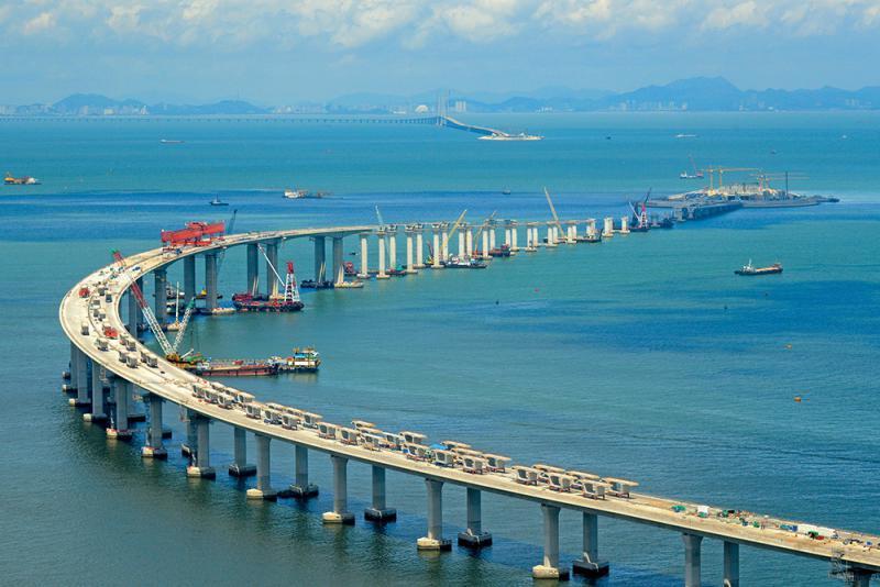 香港經濟蓄勢待發
