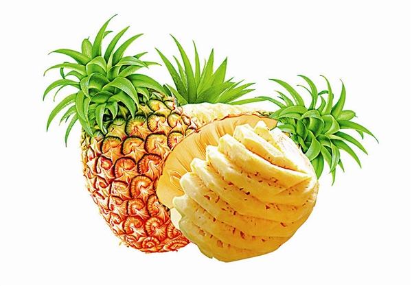 菠蘿、鳳梨開胃健食
