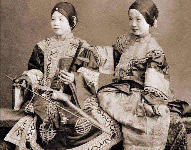 古代妓女文化