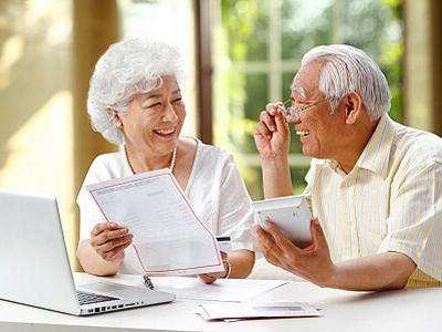 夏季老人養生注重起居