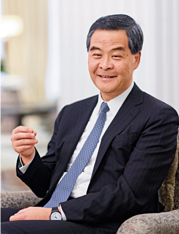 以包容積極的態度發展香港