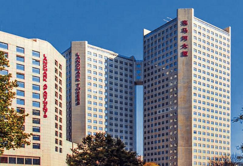 香港建築多元化