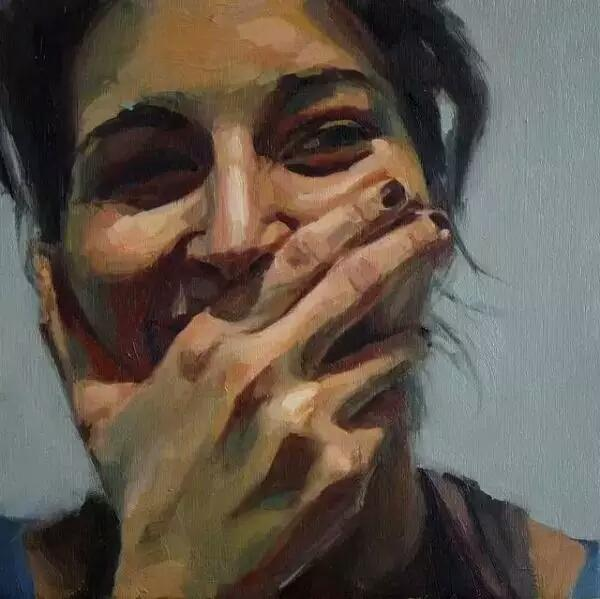 攝影:油畫大師筆下的優雅女性,太美了!