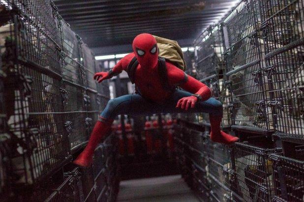 《蜘蛛俠:英雄歸來》海外口碑已然炸裂