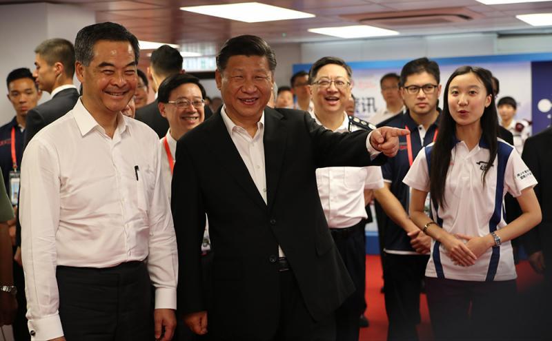 浪淘金是香港的魄力