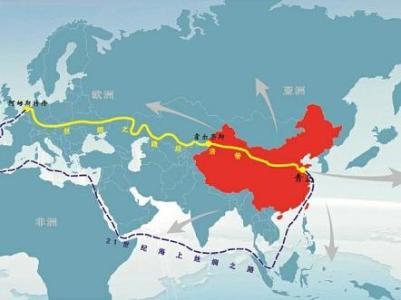 """中國同中亞國家共建""""一帶一路""""得到各國人民廣泛支持和贊同"""