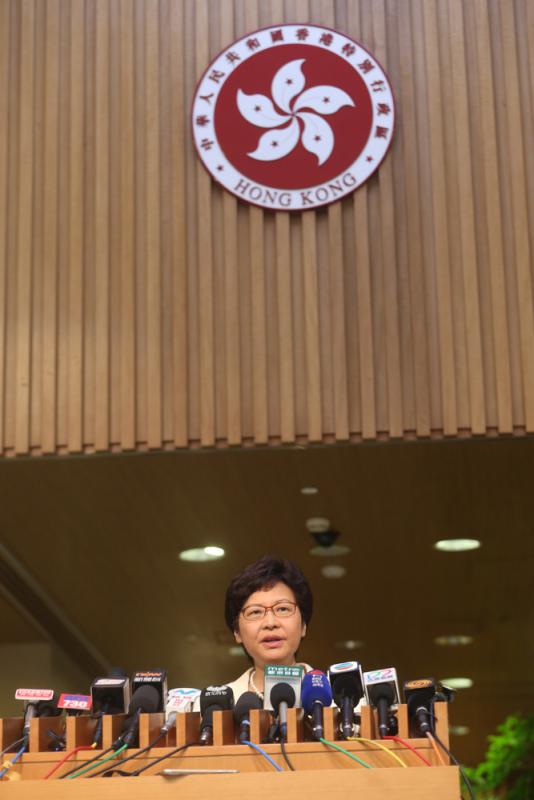 一國兩制是香港發展的基礎