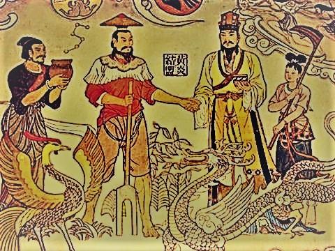 【專題】炎帝文化與黃帝文化在「時代」上的差別
