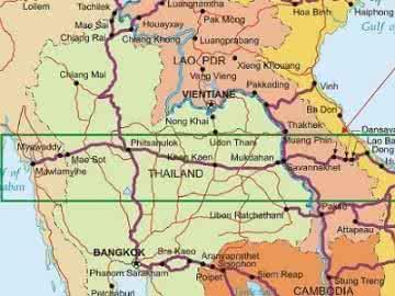 """泰國要與""""一帶一路""""倡議對接"""
