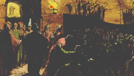 柏拉圖的洞穴隱喻和愛情觀