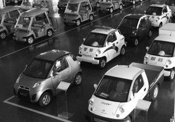 電動汽車產業化的發展現狀